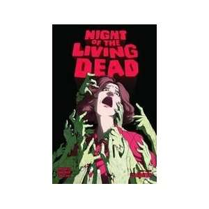 the LIVING DEAD #1 (OF 5) Regular Cover John Russo Mike Wolfer Books