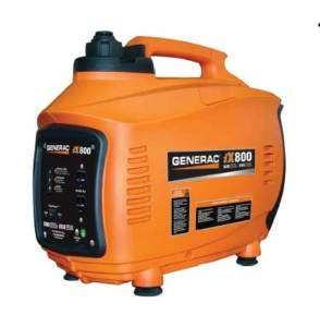 Generac iX800 800 watt Inverter Portable Generator 696471057911