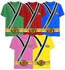 TV Show Power Rangers Samurai Ranger Monster Costume T Shirt Shirt