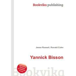 Yannick Bisson: Ronald Cohn Jesse Russell: Books