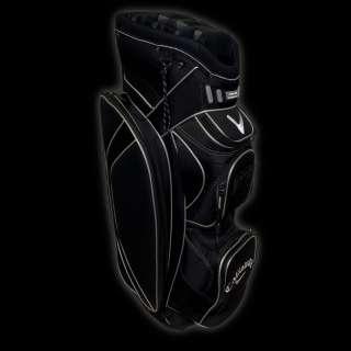 Org. 14 Xtreme Black Golf Cart Bag 14 Way Full Length Dividers