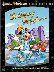 The Huckleberry Hound Show Vol. 1 DVD, 2005, 4 Disc Set