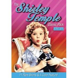 Shirley Temple   Classic Pack DVD ~ Shirley Temple