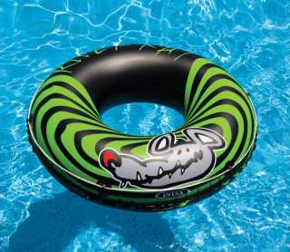 INTEX River Rat Inflatable Floating Tube Raft  68209E (4 Pack)