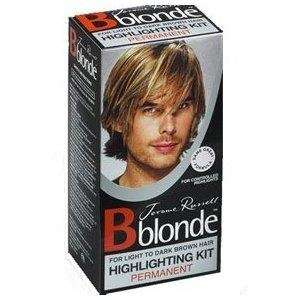 Bblonde Highlighting Kit for Men By Jerome Russell Beauty