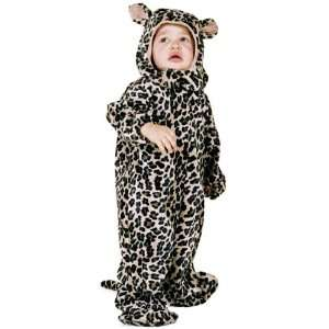 Baby Cheetah Costume Infant 18 24 Month Halloween 2011