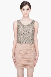 Haute Hippie Studded Tank Top for women