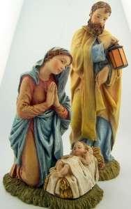 Piece Large Church Christmas Nativity Set Baby Jesus