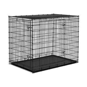 Solutions Double Door Large Dog Crate
