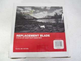 4HP HEAVY DUTY MEAT BAND SAW REPLACEMENT BLADE MS 105155BL