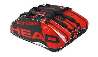 NEW HEAD Tour Team Murray MonsterCombi Tennis Racquet Racket Bag