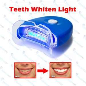 Oral Care Tooth Teeth Whitening White Light Dental Home Care