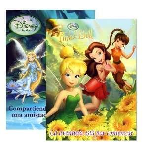 DISNEY FAIRIES Libro Para Colorear Y Actividades, Case