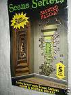 Giant Haunted House Skeleton Hallway Scene Setters 5