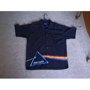 PINK FLOYD Dragonfly Dark Side Of The Moon Black Casual High Quality