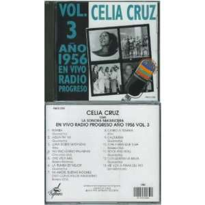 En Vivo Radio Progreso Ano 1956 V.3 Celia Cruz Music