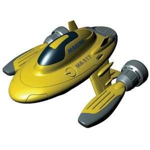 Excalibur RC Jet Marine Boat/ Submarine: Toys & Games