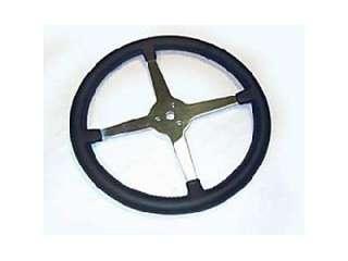 Borgeson 804004 Bell Style 4 Spoke Steering Wheel
