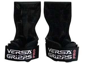 VERSA GRIPPS® PRO Series   grips weight lifting strap gloves